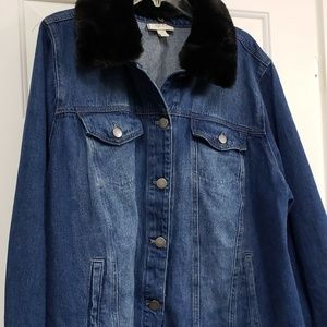 Style & Co Jackets & Coats - Style & Co Denim Jacket